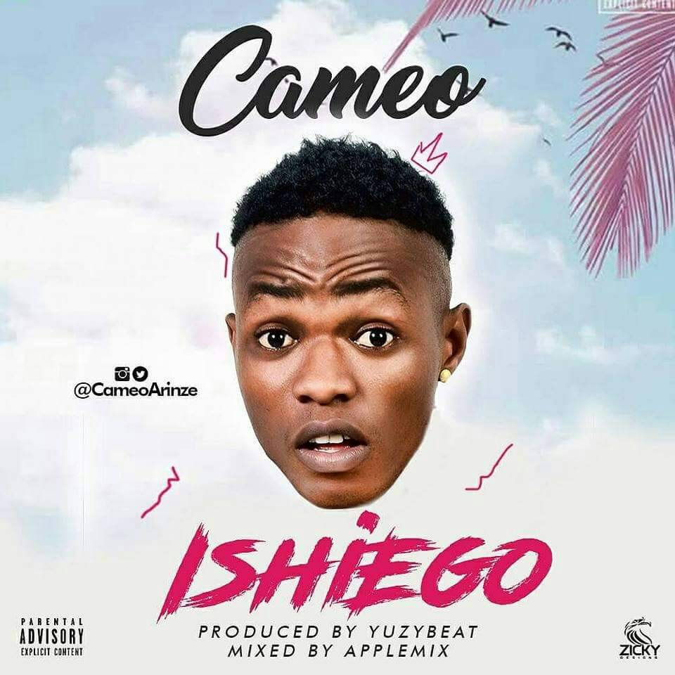 Cameo drops some Trappy Stuff in new Single- Ishiego