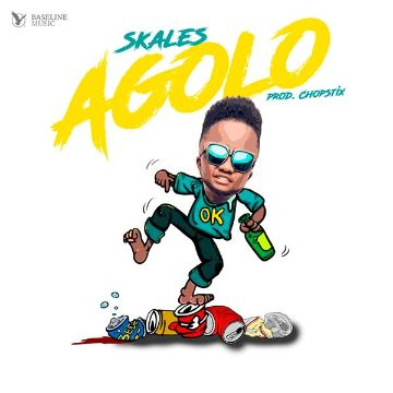 Skales heats Up the Airwaves with – Agolo