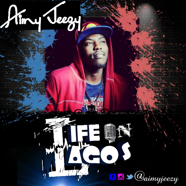 """AimyJeezy Hits the Airwaves With -""""Life In Lagos"""""""