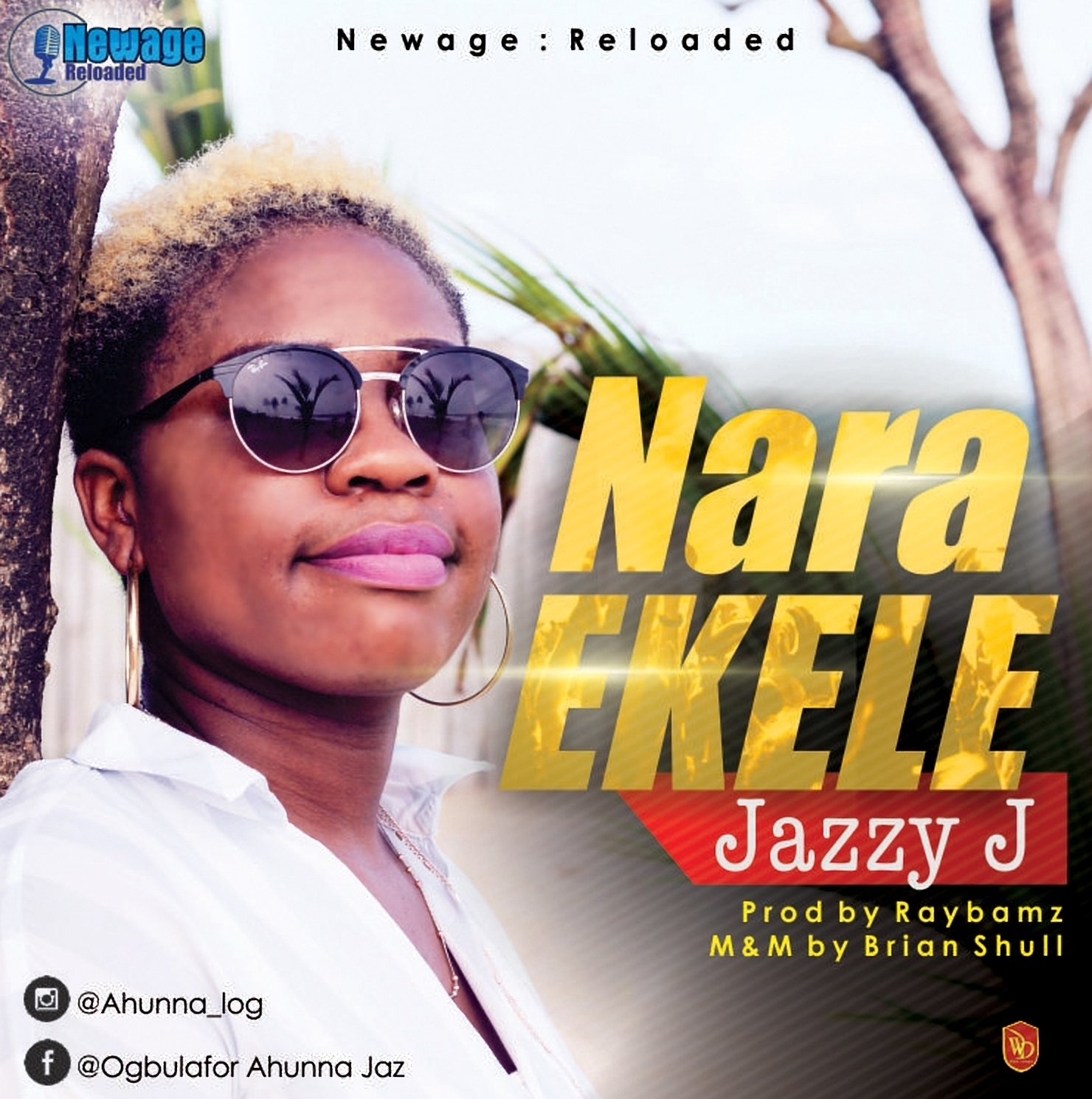 """Jazzy J makes Her Gospel Debut in """"Nara Ekele"""""""