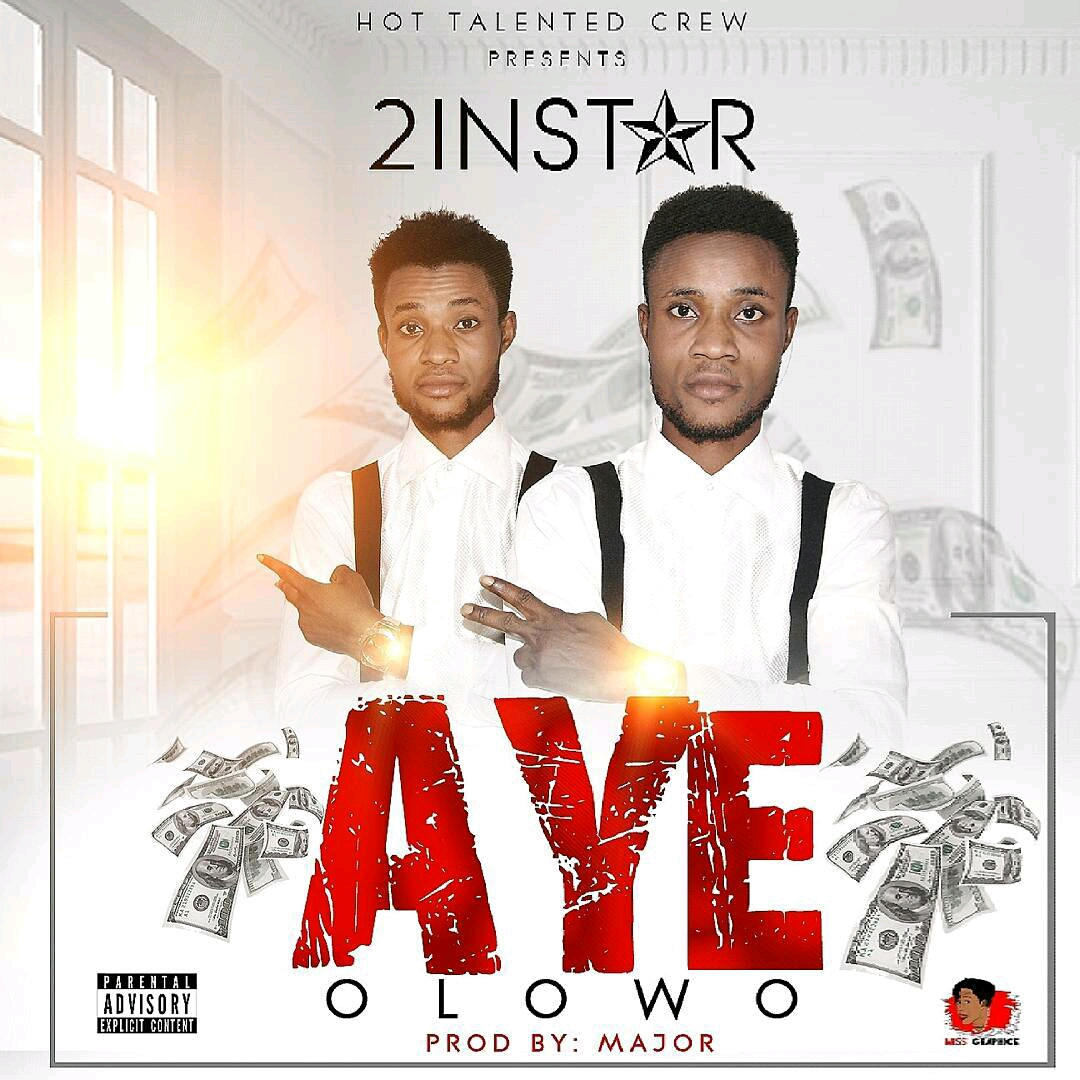 """2INSTAR Combines Vocal Strength in """"Aye Olowo"""""""