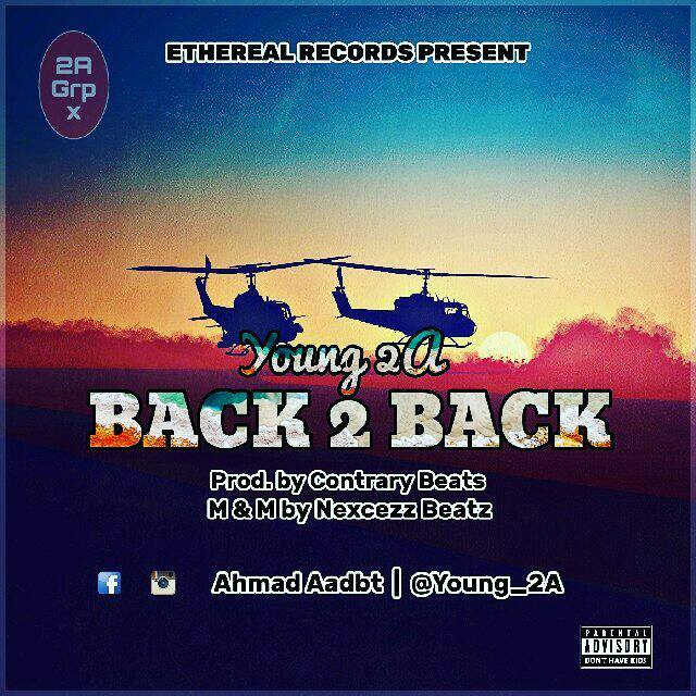 """Young 2A Hits the Airwaves Big time With """"Back 2 Back"""""""