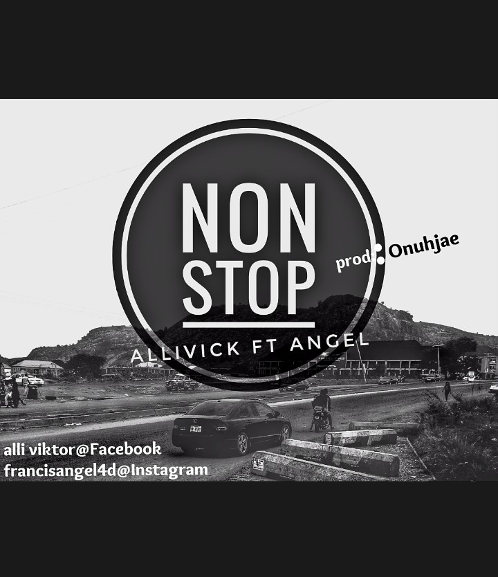 """AlliVic Teams up With Angel in- """"Nonstop"""""""