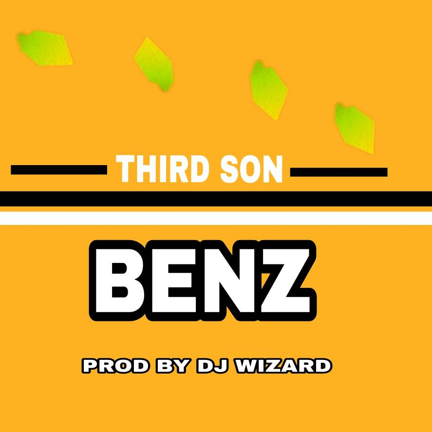 """Thirdson Links up With his Ride in """"Benz"""""""