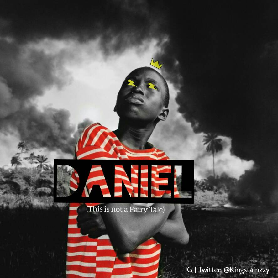 """Kingstainz Narrates A True Story in """"Daniel"""""""