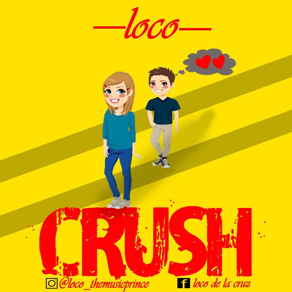 "Loco Serenades her in ""Crush"""