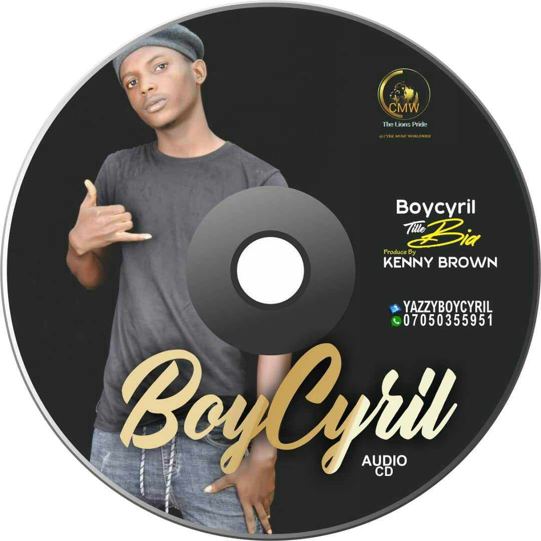 """Boy Cyril in a combo of Beats and Rhythm in """"Bia"""""""