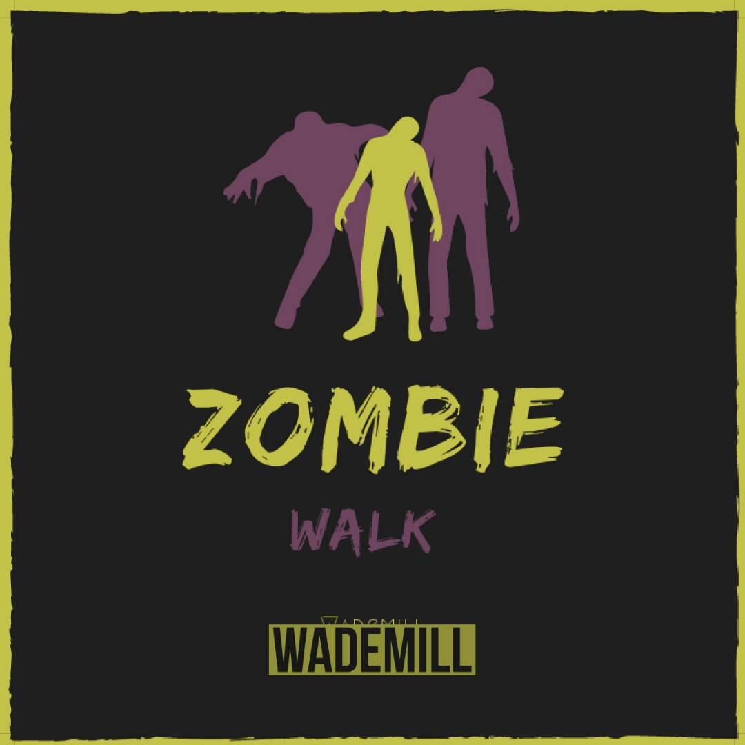 """Wade Mill Exacts Some Control in """"ZOMBIE WALK"""" featuring IceMoney"""