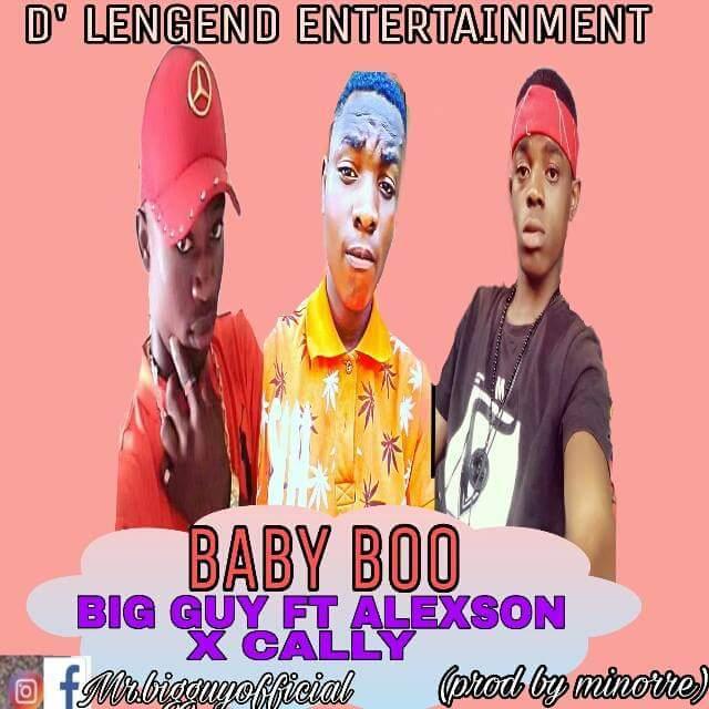 "Big Guy Serenades His Queen in ""Baby Boo"" feat Alexson X Cally"