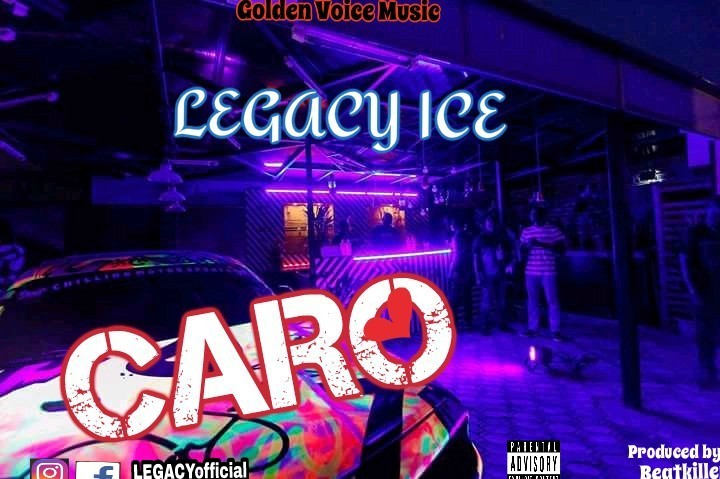 """Legacy Ice chants some love Vibes for """"CARO"""""""