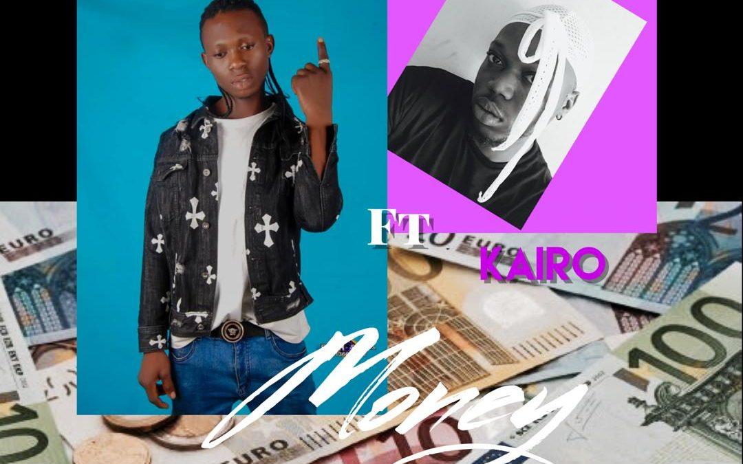 "Bez LuckDNA Hustles tight for the ""Money"" feat Kairo"