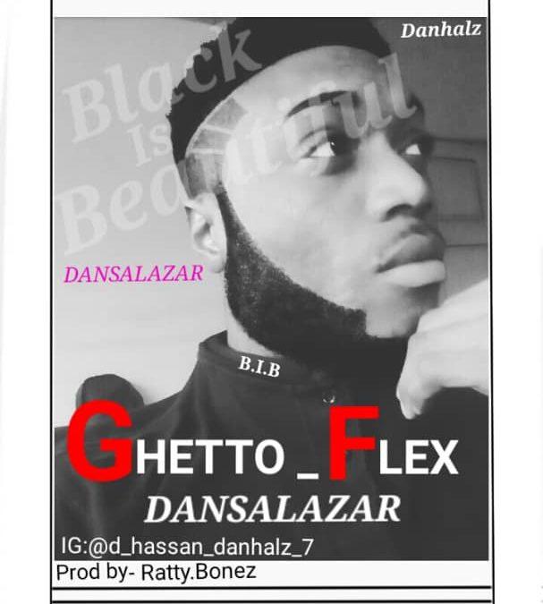 """Dansalazar Spooks the Game in """"Ghetto Flex"""""""