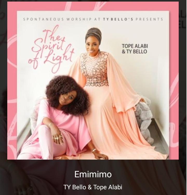 Emmimimo by Ty Bello & Tope Alabi - Gbedustreet