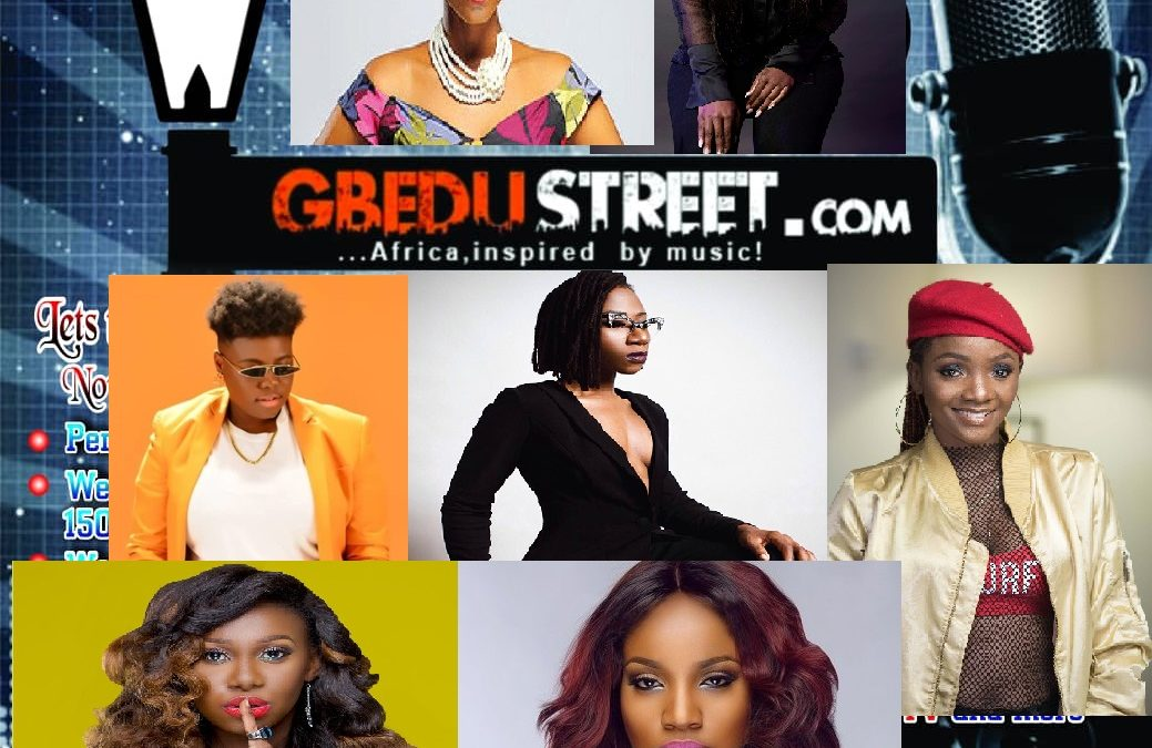 #WCW- 10 Hot Naija songs From these Hot & Sexy Divas