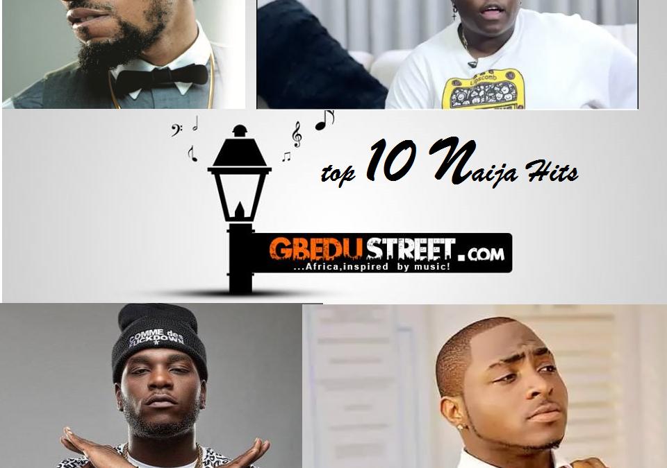 "Teni's ""Uyo Meyo"" & Case Plus 8 other Top Naija Hits:"