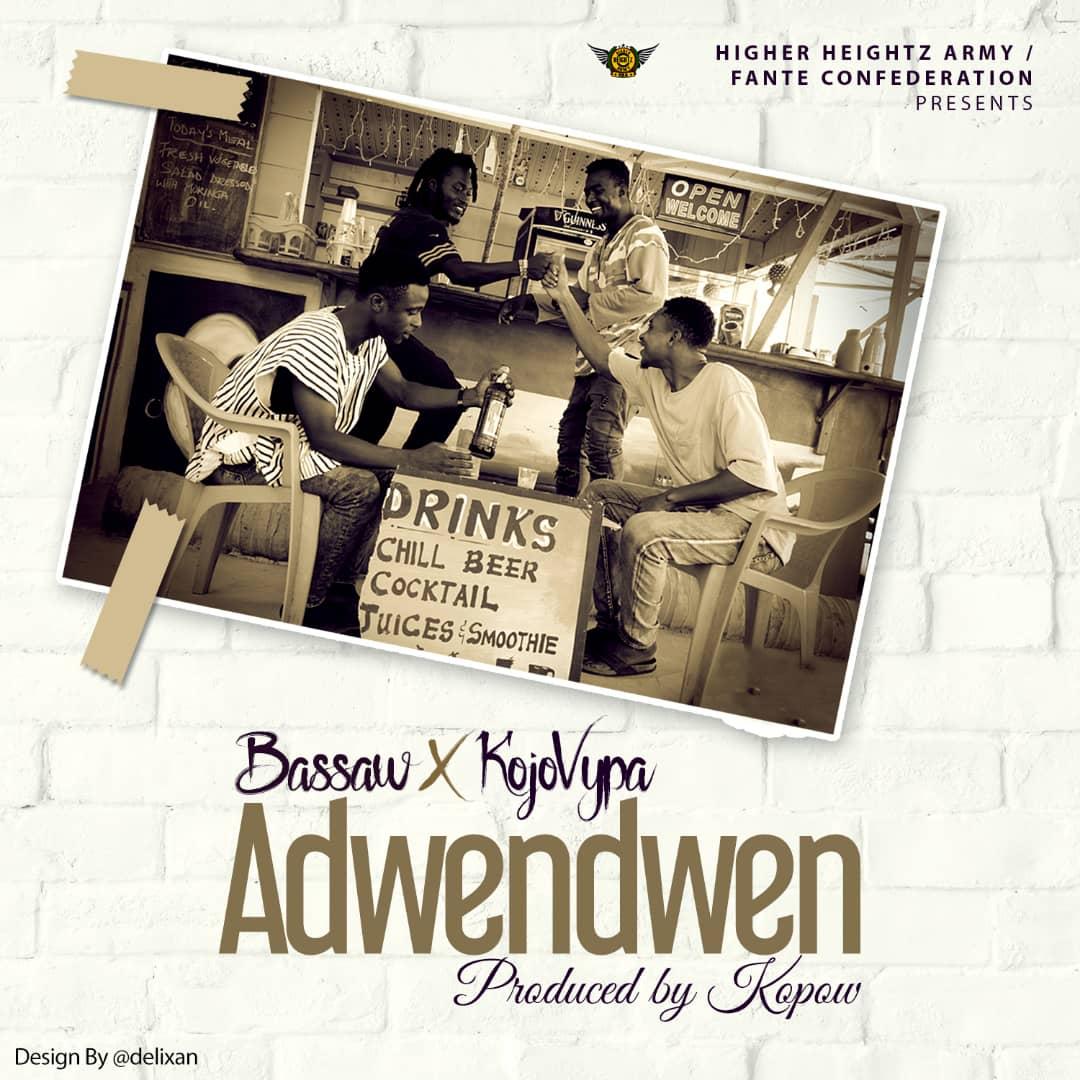 "Bassaw all folklore in ""ADWENDWEN"" feat Kojo Vypa"