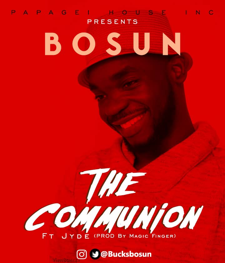 "Bosun communes in ""The Communion"" feat Jyde"