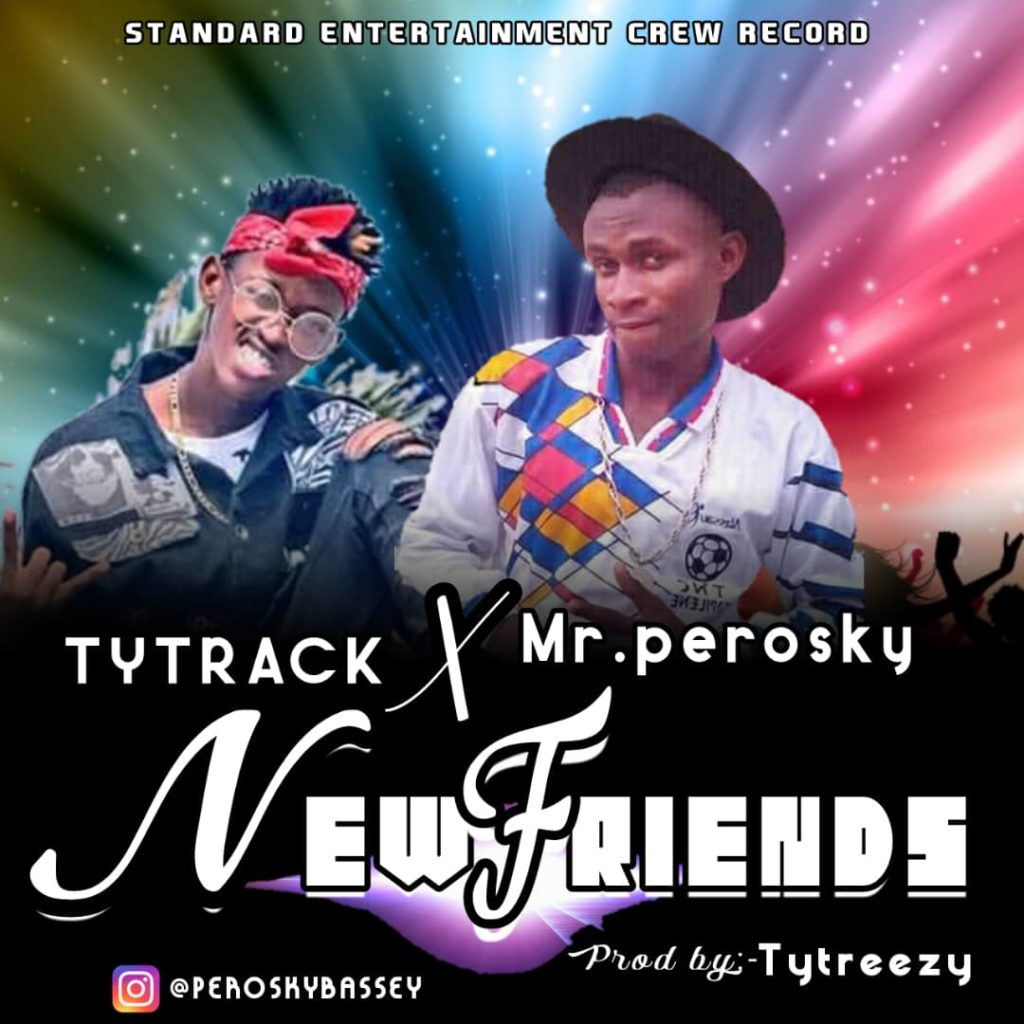 Mr Perosky feat Tytrack in New Friends