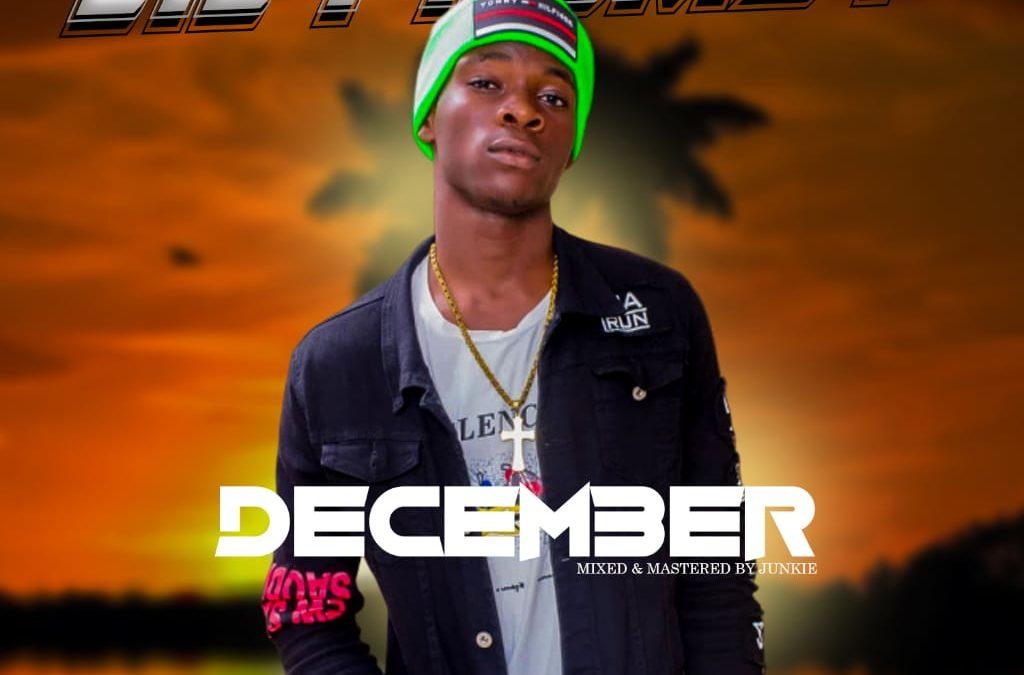 "Lil Phemzy sublime declaration in ""December"""