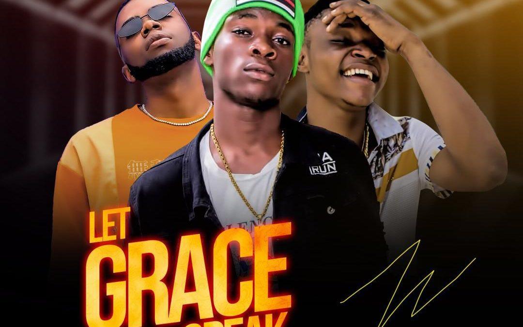 """Lil Phemzy basks in God's bounty in """"Let Grace Speak"""" feat Leke Lee X BaddoMushin"""