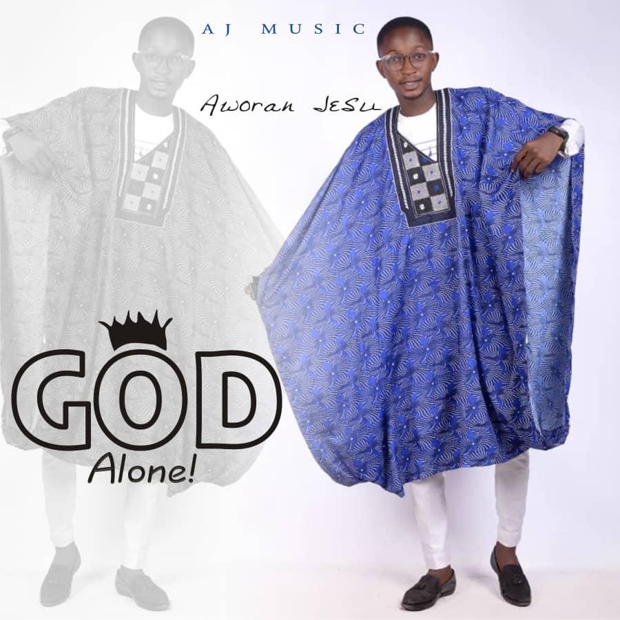 Aworan Jesu in God Alone