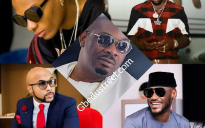 5 BIGGEST BOYS IN THE NIGERIA MUSIC INDUSTRY