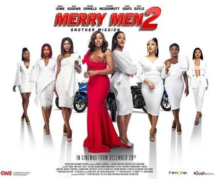 THREE NIGERIA MOVIES MAKE IT TO THE HOLLYWOOD SHOWCASE