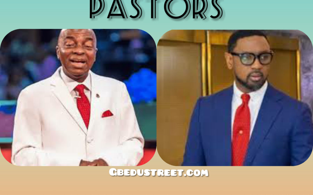 Nigerians blast Winners, COZA and other churches for holding service.