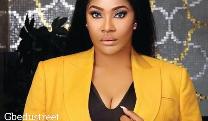 Nollywood star Angela Okorie releases a song for her new husband