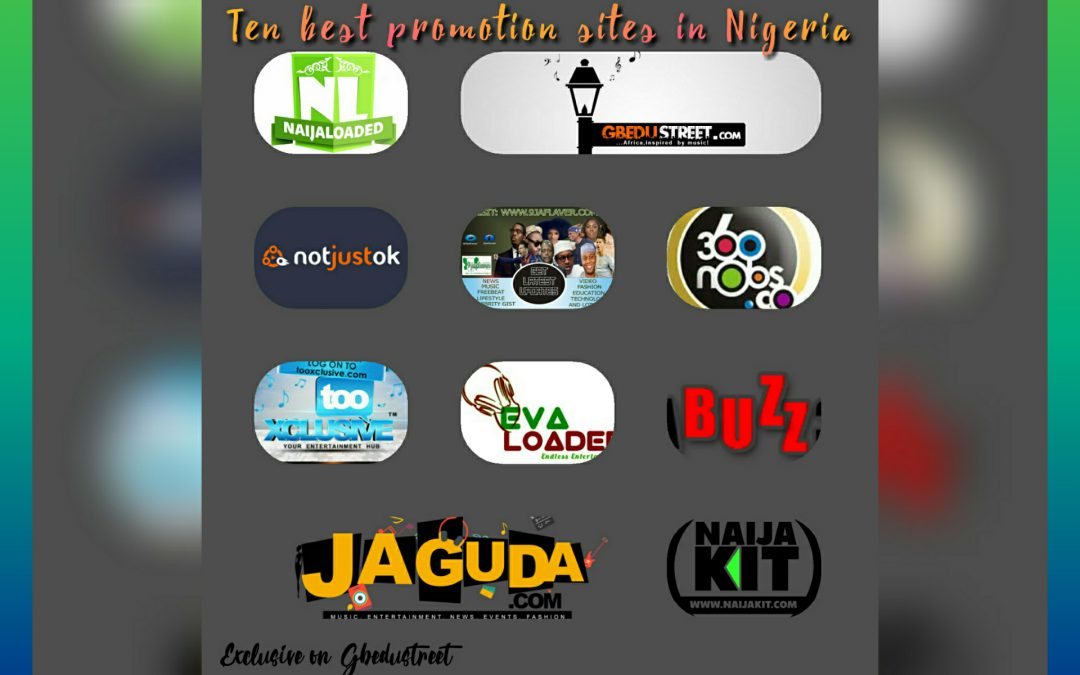 Best 10 promotion sites in Nigeria