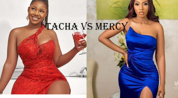 Between Tacha and Mercy Eke, who is a stronger brand? [celebrity hangout]