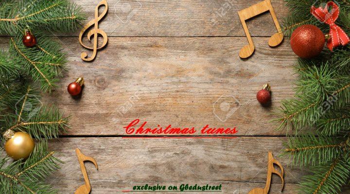 Christmas tunes –  Midweek playlist-