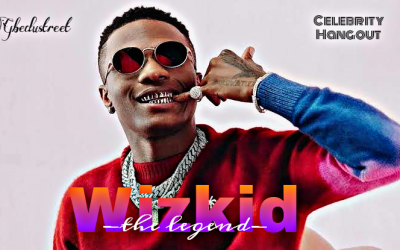 Wizkid the Legend (celebrity hangout)