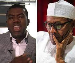 Trouble for Buhari as Renos Omokri plans an online harrasment against the president in London