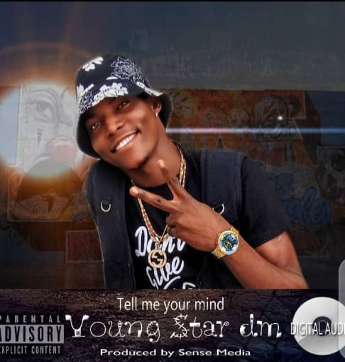"""Young Star dm serenades in """"Tell me Your Mind"""""""