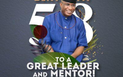NEWS: Ika North APC Stakeholders Felicitate With Deputy Senate President Obarisi Ovie Omo Agege On His Birthday