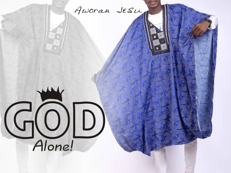 """Aworan Jesu gets real excited for Jesus in """"God Alone"""""""