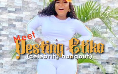 Meet Destiny Etiko (Celebrity hangout)