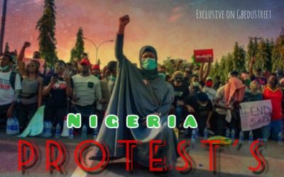 Youths on protests (street gist)